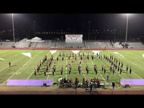 SFHS Marching Band - Crown Jewel 2017 Finals Performance