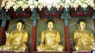 Korean Buddhist Temple Worship