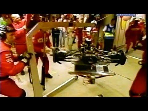 24H Le Mans 2000 Audi 5 min gearbox change