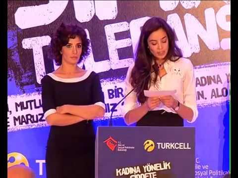 """Songül Öden -"""" Kadına Yönelik Şiddete Sıfır Tolerans """""""