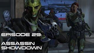 Modded Mass Effect 3 Ep 29:  ASSASSIN SHOWDOWN