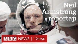 BBC'nin Neil Armstrong röportajı: Ay'dan bakarken Dünya çok güzel görünüyor / Видео