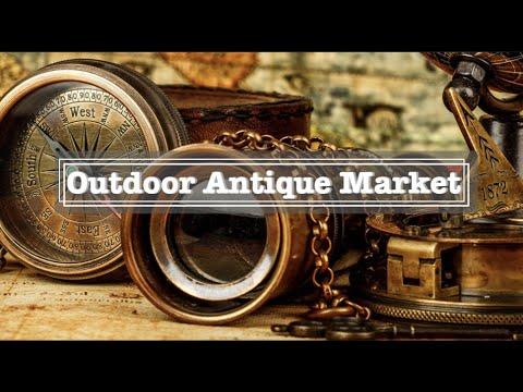 Brimfield Antique Show July 2017 walkthrough