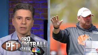 Mike Tirico: Not ready to say AFC North runs through Cleveland | Pro Football Talk | NBC Sports