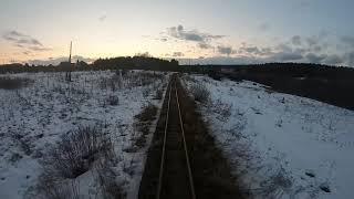 Алапаевск-Санкино АУЖД 2019 Весна