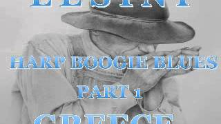 Harp Boogie Blues Part 1 - Dimitris Lesini Blues