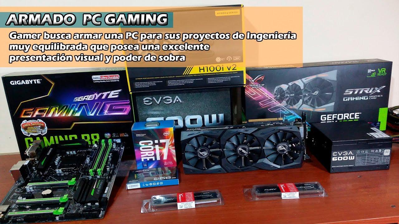 pc gamer i ghz gtx test software y juegos