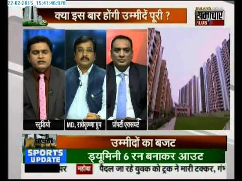 Property Expert Special on Budget 2015 16