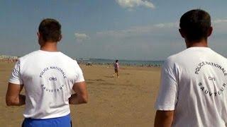 فيديو.. فرنسا تسمح لعناصر حراس أمن الشواطئ بحمل السلاح
