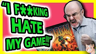 ⚠️ 5 Angry Programmers (Game Developers) Who Hated Their Own Games | Fact Hunt