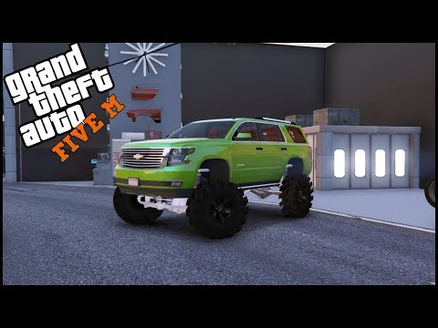 GTA 5 ROLEPLAY - SHOP UPDATED AND LIFTED TAHOE BUILD - EP. 378 - CIV
