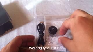 YE 106 Fashion Mini Wireless Bluetooth Earphone Ear - GearBest