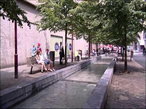 Verviers - présentation de la Ville