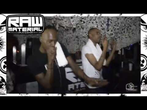 BRYAN G - BASSMAN & TRIGGA - LIVE AT RAW MATERIAL