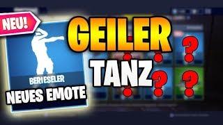 GEILER NEUER TANZ | Der Berieseler 💦😱 Heute im Fortnite Shop 15.10 | Daily Item Shop 15 Oktober 🛒
