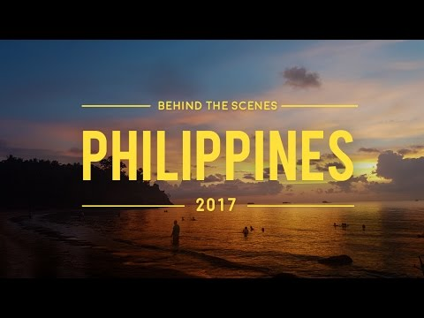 Wandering - Philippines 2017 (Behind the Scenes) (or How we got attacked by a deadly snake)