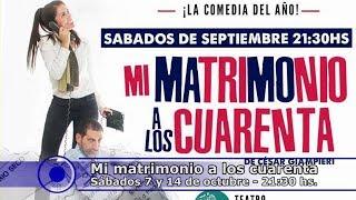 Mi matrimonio a los cuarenta - .Córdoba.ar