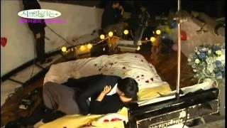 Secret Garden DVD  episode 20 extended kiss