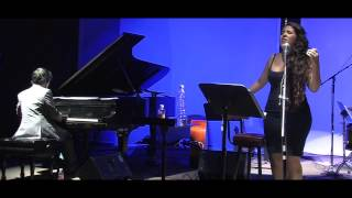 "Florencia Cuenca singing ""Losing my Mind"" (jazz version) from the musical Follies"