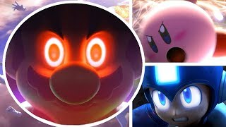 Super Smash Bros All Cutscenes Movie From All Trailers Complete (Switch Wii U Gamecube & N64)