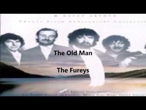 The Old Man-The Fureys lyric video
