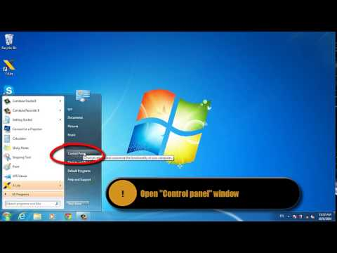 How to connect to Ciklum network with 802.1X on Windows 7