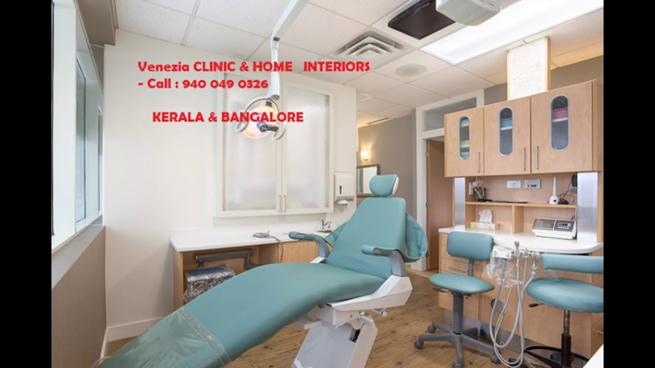 Dental clinic interior design work kerala call for Dental clinic interior designs