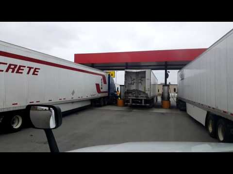 Bigrigtravels Live! - Morris, Illinois to Middleton, Wisconsin - Interstate 39 and 90 - 3/28/2017