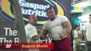 Muscular Development Block Party with Lee Priest, Greg Valentino, Sean Allan and Victor Martinez