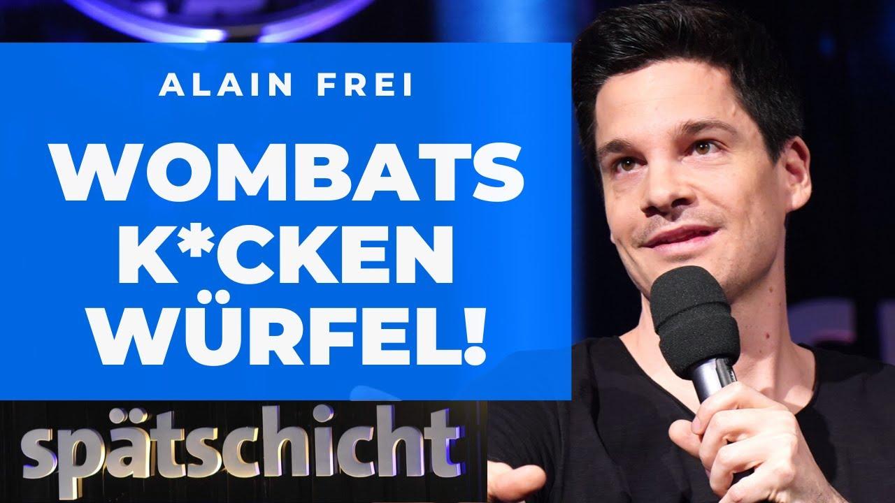 Alain Frei und sein peinlicher Flirt-Fail | SWR Spätschicht