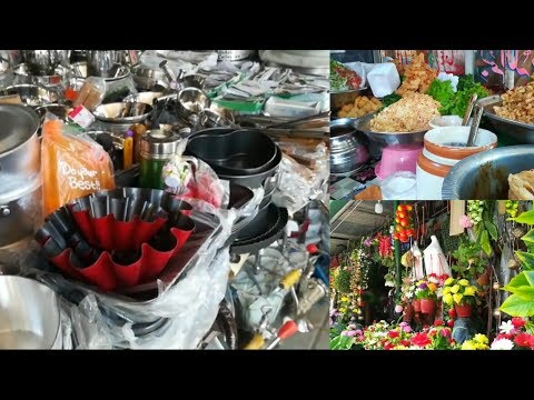Affordable and best Sunday Market in Islamabad Pakistan || Vlogger Bird ||