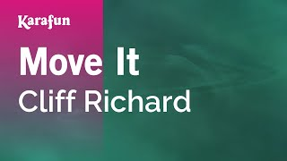 Karaoke Move It - Cliff Richard *