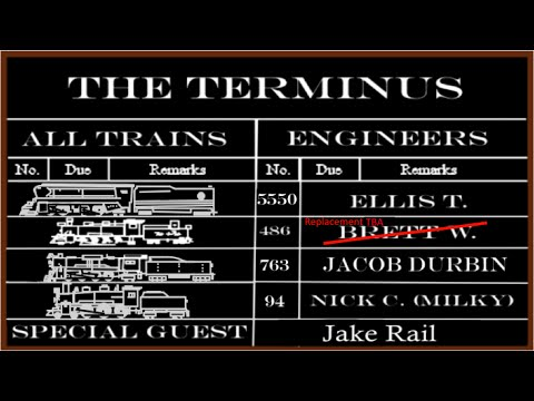 The Terminus Podcast (Ep. 051: Broken Programs, Broken Engines, Broken Funding, Broken Rail)