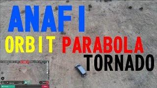 ANAFI orbit、parabola、tornado thumbnail
