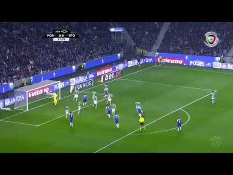 Resumo: FC Porto 2-1 Sporting (Liga 25ªJ)
