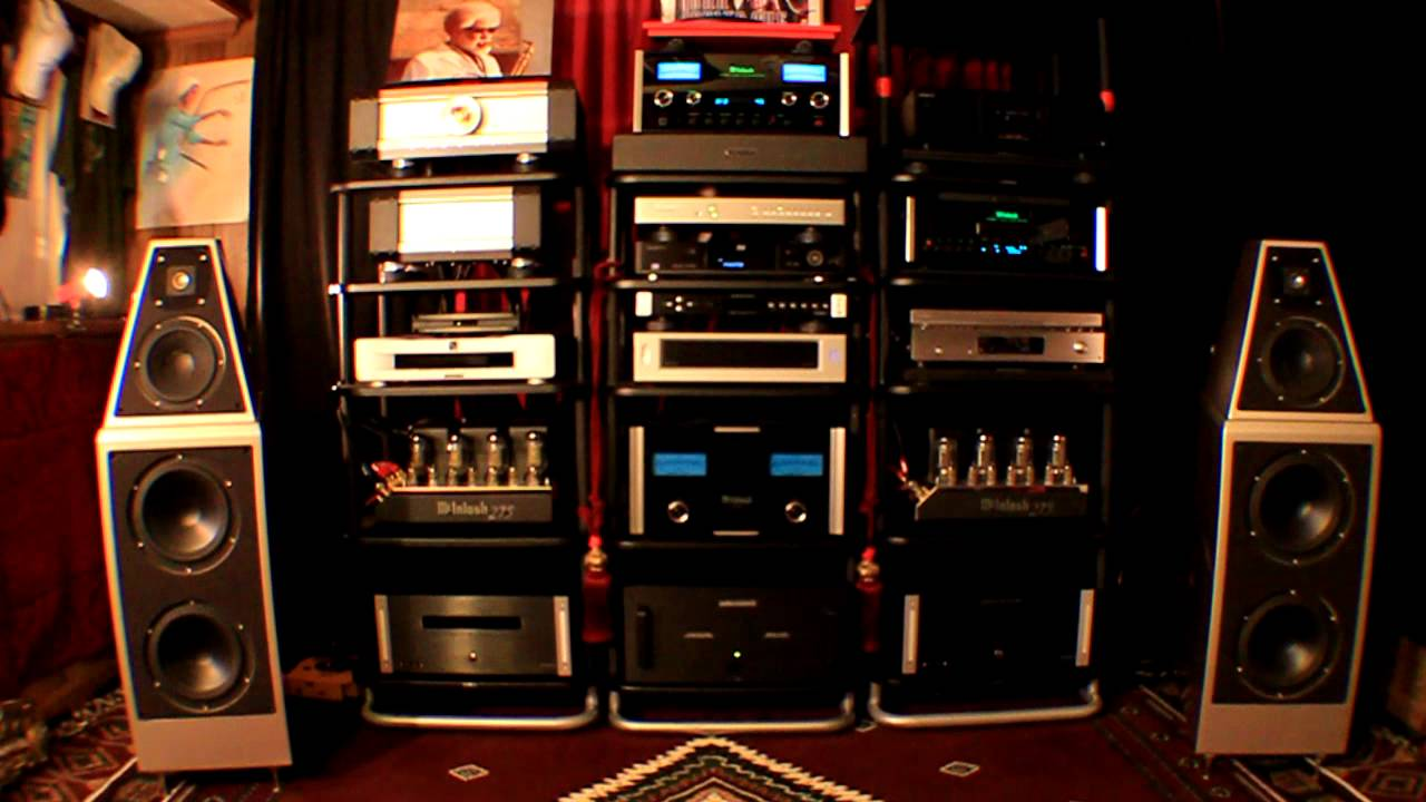 Watch on vintage audio systems