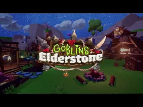 Goblins of Elderstone Alpha 1.0 Trailer