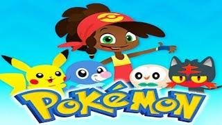 Fun Pet Care Game - Pokémon Playhouse -  Let's Discovering All Legendary Pokemon Part 1