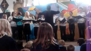 langton chamber choir sings locus iste at canterbury music festival- emily gordon