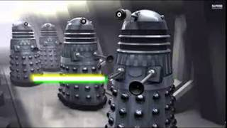 Doctor Who: Dalek Ray-Gun Effect