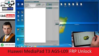 How to get fastboot mode on huawei mediapad t3 7 bg2 w09