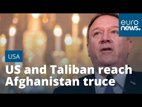 US and Taliban reach Afghanistan truce on sidelines of Munich security conference