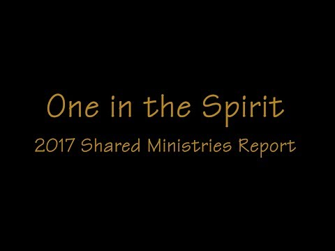 SHARED MINISTRIES 2017
