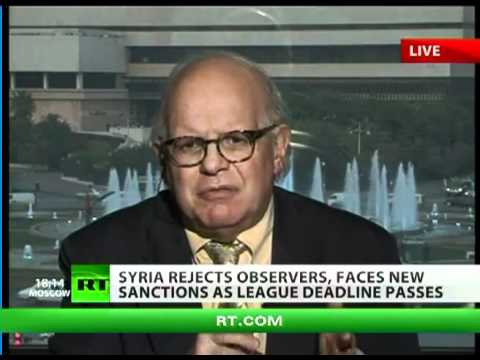 Mossad & CIA death squads behind Syria bloodbath