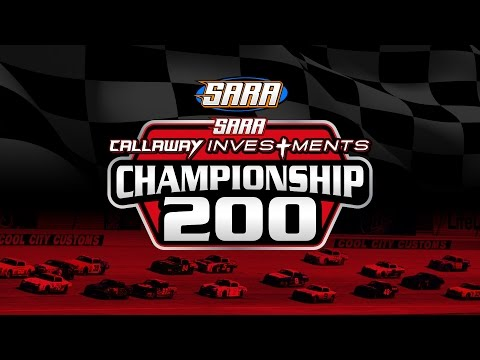 Callaway Investments Championship 200 @ Lanier National Speedway