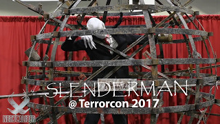 SLENDERMAN @ Terrorcon 2017