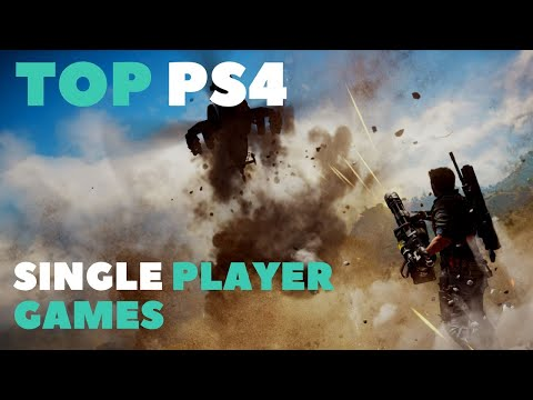 Top Offline Single Player PS4 Games