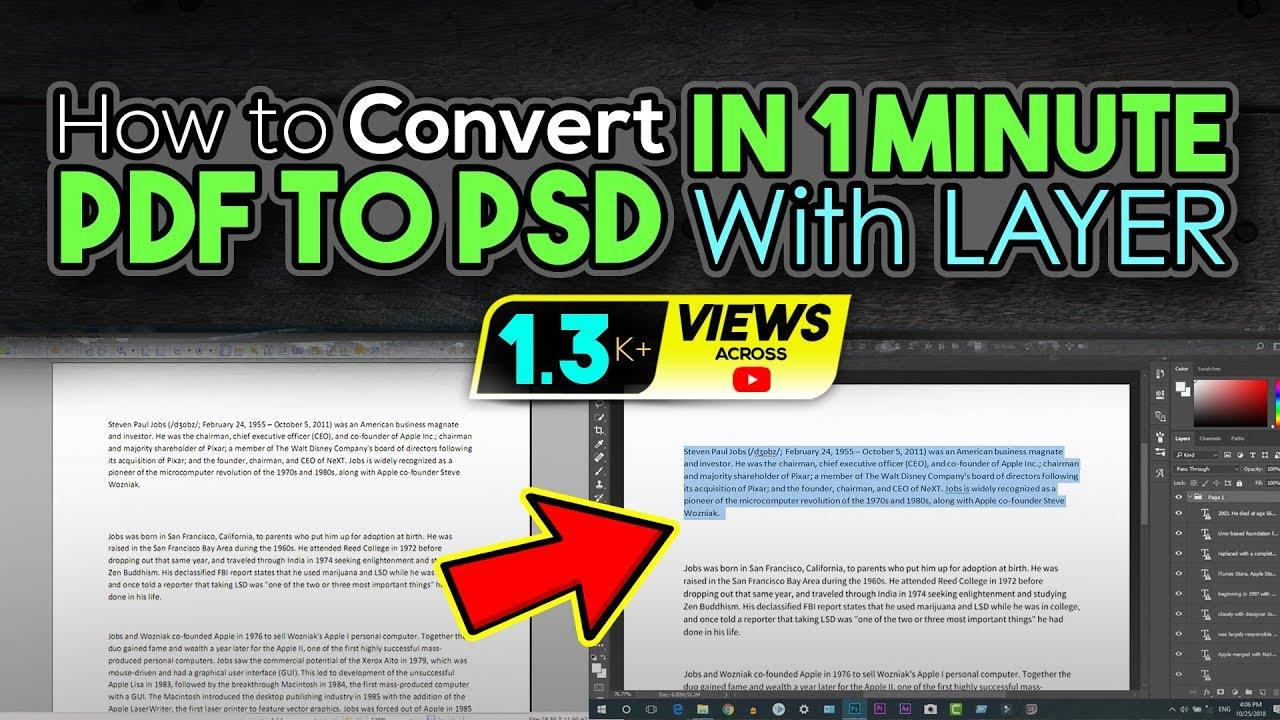 Convert Pdf To Psd