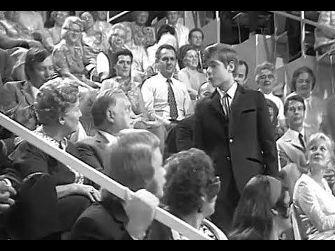 Heintje ( TV fragment ) - Es kann nicht immer nur die Sonne scheinen ( 1971 )