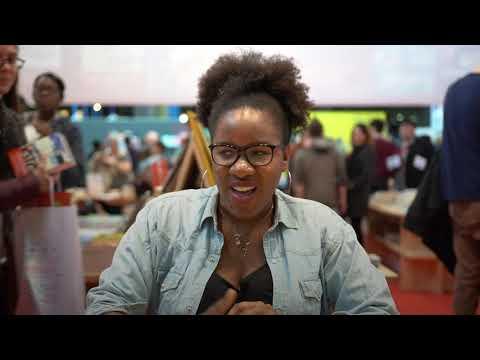 3 questions à Laura Nsafou, à l'occasion de Livre Paris 2019